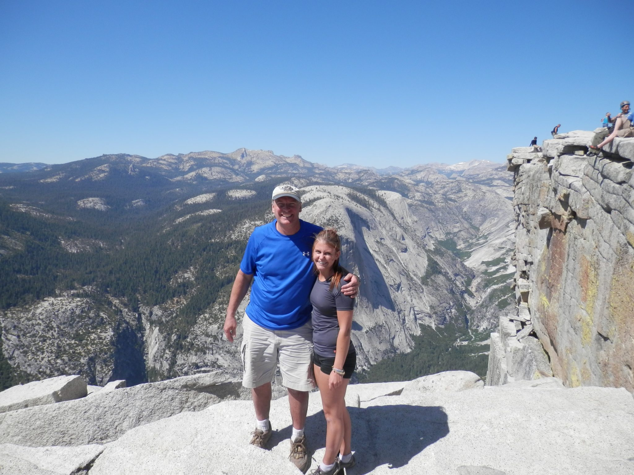 Summit, Half Dome Hike