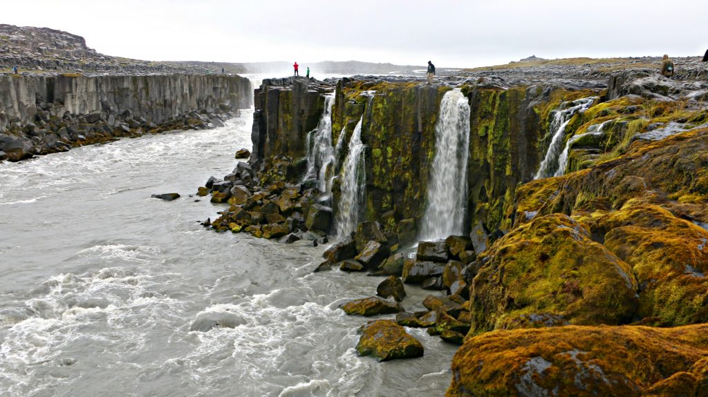 Iceland's Ring Road - Waterfall