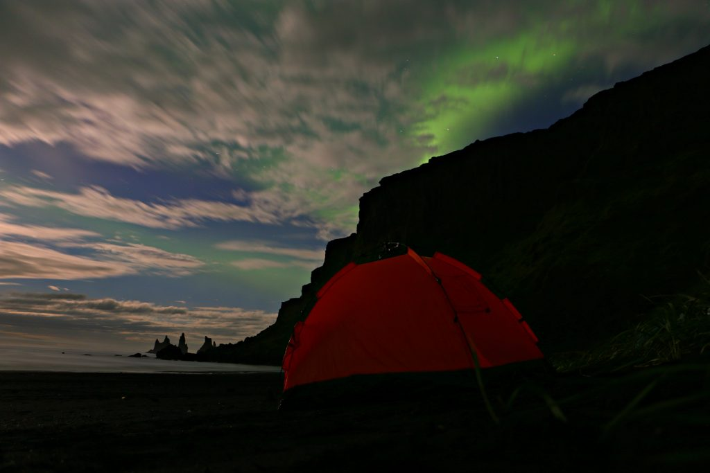 Iceland's Ring Road - Northern Lights