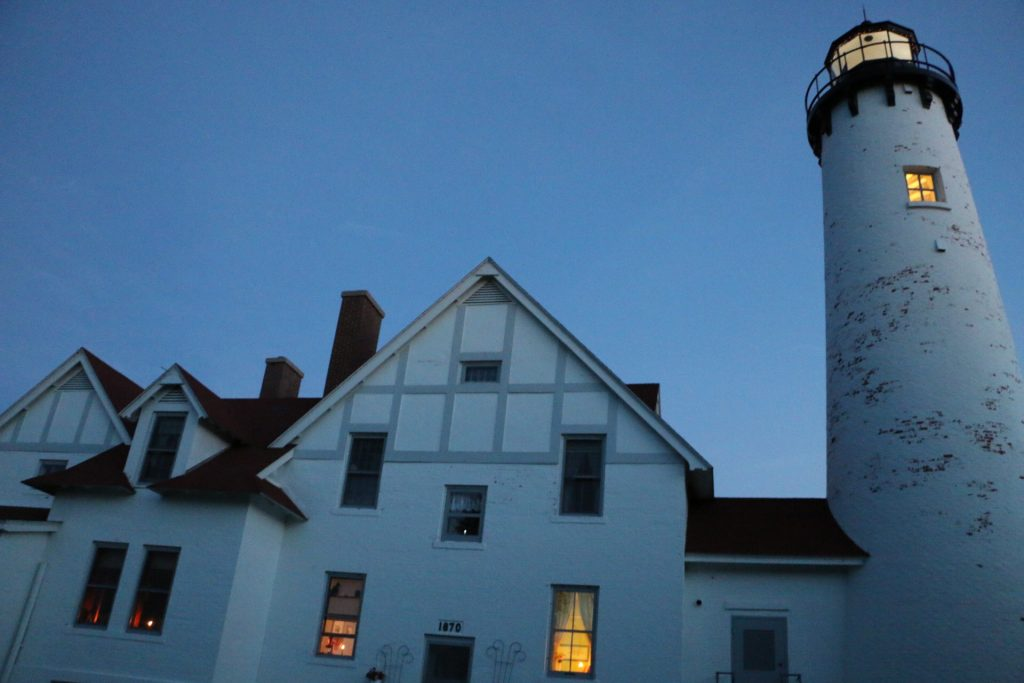 Best Michigan Lighthouses- Sault Ste Marie
