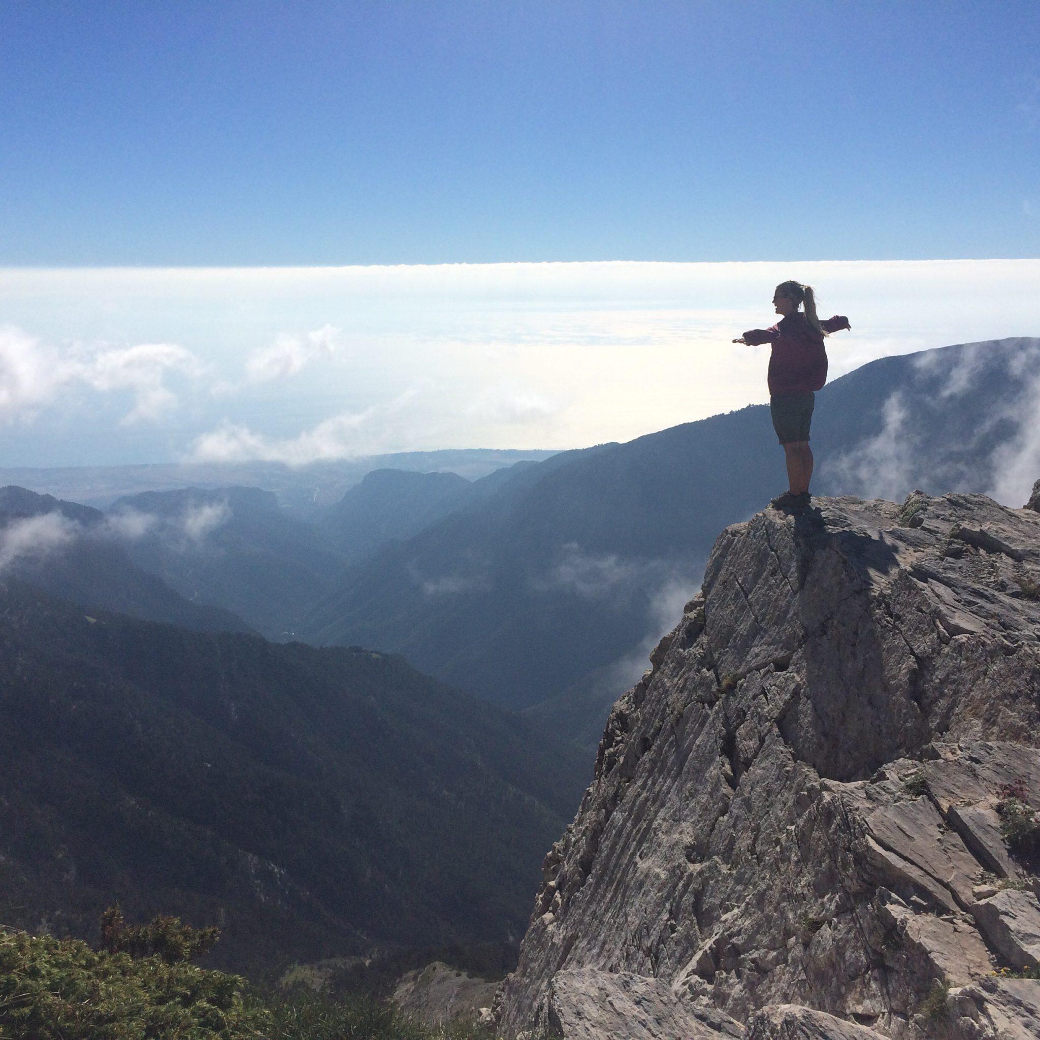 Mount Olympus Hike